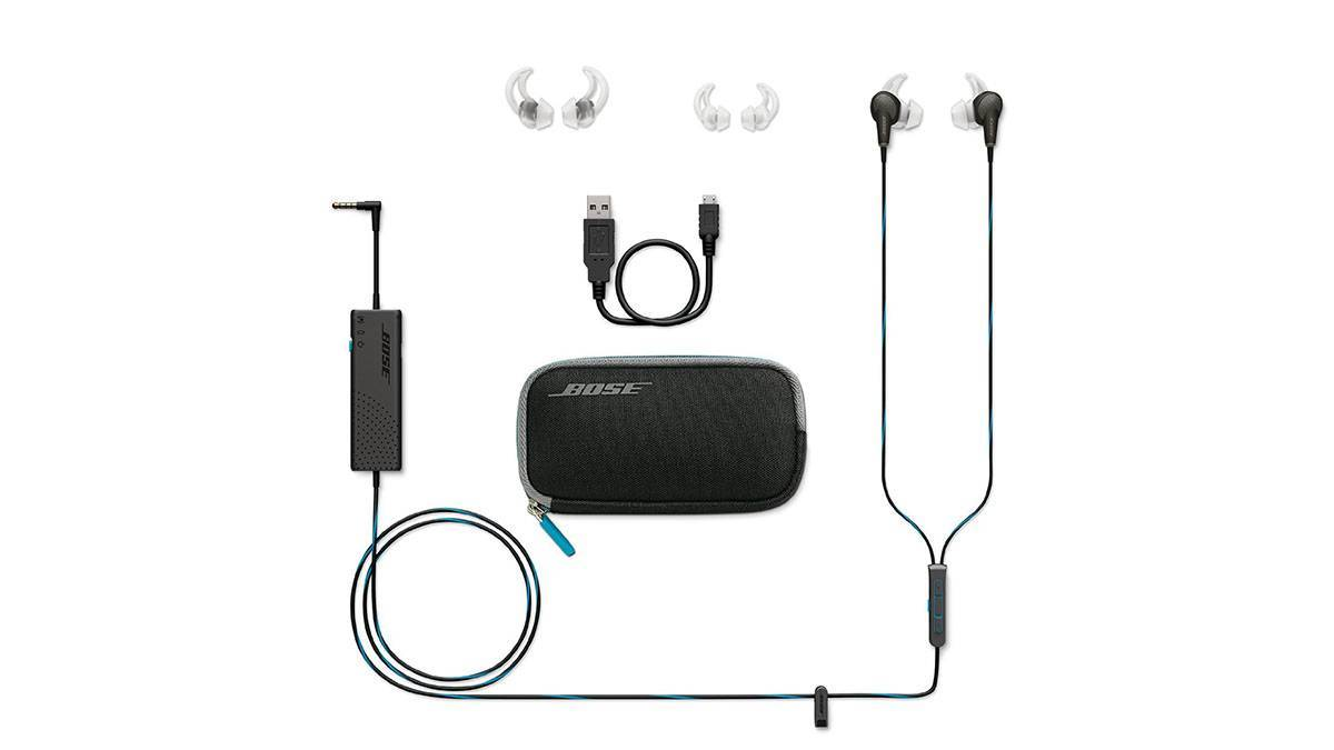 Bose QuietComfort 20 avis