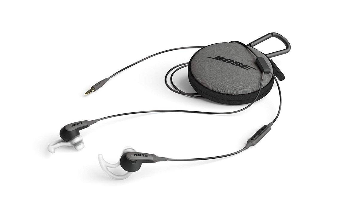 Bose SoundSport in-ear avis