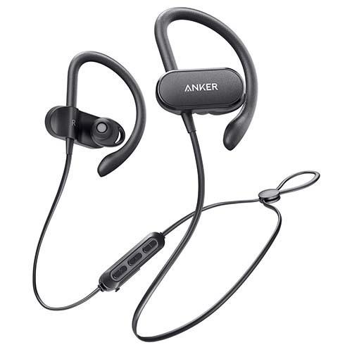Anker Écouteurs sans fil SoundBuds Curve